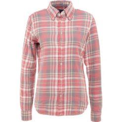 Polo Ralph Lauren CLASSIC FIT  Koszula pink/mint. Czerwone koszulki polo damskie Polo Ralph Lauren, m, z bawełny, polo. Za 549,00 zł.