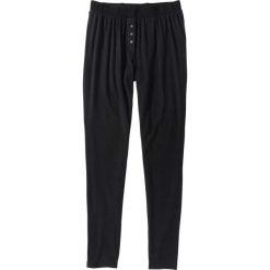 Piżamy damskie: Spodnie piżamowe bonprix czarny