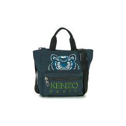 Shopper bag damskie: Torby shopper Kenzo  KANVAS TIGER MINI TOTE