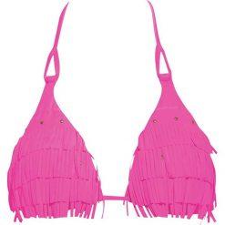 """Stroje dwuczęściowe damskie: Biustonosz bikini """"Tropicana Sunset"""" w kolorze różowym"""