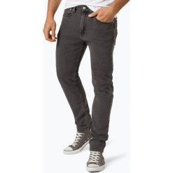 Calvin Klein Jeans - Jeansy męskie, szary. Czarne jeansy męskie relaxed fit marki Calvin Klein Jeans, z bawełny. Za 299,95 zł.