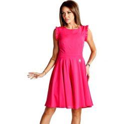 Sukienki: Sukienka w kolorze różowym
