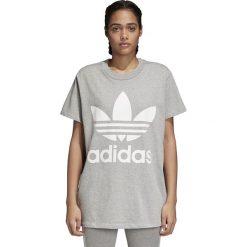 Koszulka adidas Big Trefoil (CY4762). Szare bluzki damskie Adidas, z bawełny. Za 101,24 zł.