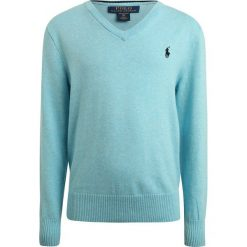 Swetry chłopięce: Polo Ralph Lauren TOPS SWEATER Sweter beach aqua heather