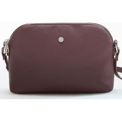 Mała torebka cross body - Bordowy. Czerwone torebki klasyczne damskie marki Reserved, duże. Za 59,99 zł.