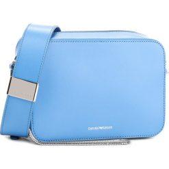 Torebka EMPORIO ARMANI - Y3B071 YDF6E 80255  Baby Blue. Niebieskie listonoszki damskie Emporio Armani. W wyprzedaży za 1259,00 zł.