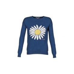 Swetry Barbour  Daisy. Niebieskie swetry klasyczne damskie Barbour. Za 489,30 zł.