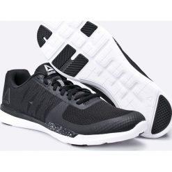 Reebok - Buty Sprint. Szare buty do biegania męskie Reebok, z materiału, na sznurówki. W wyprzedaży za 159,90 zł.