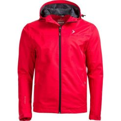 Kurtka miejska męska KUM601 - czerwony - Outhorn. Czerwone kurtki męskie Outhorn, na lato, m, z materiału. W wyprzedaży za 89,99 zł.