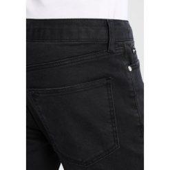 Topman Jeansy Slim Fit black. Czarne jeansy męskie Topman. Za 249,00 zł.
