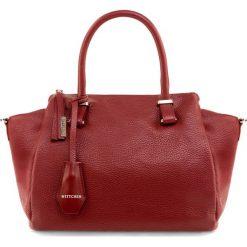 Torebka damska 85-4E-016-2. Czerwone torebki klasyczne damskie marki Reserved, duże. Za 629,00 zł.