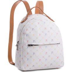 Plecak EVA MINGE - Manresa 3C 18NN1372469ES 102. Białe plecaki damskie marki Eva Minge, ze skóry. W wyprzedaży za 359,00 zł.