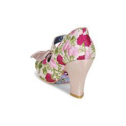 Czółenka Irregular Choice  FANCY THIS. Czerwone buty ślubne damskie Irregular Choice. Za 291,85 zł.