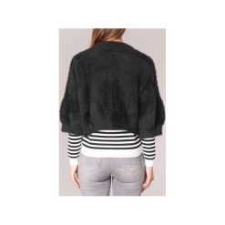 Swetry rozpinane / Kardigany Molly Bracken  FARICE. Czarne kardigany damskie Molly Bracken. Za 247,20 zł.