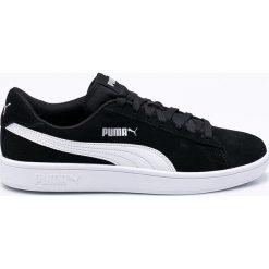 Puma - Buty Smash v2. Czerwone halówki męskie marki Puma, xl, z materiału. W wyprzedaży za 219,90 zł.