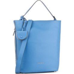 Torebka COCCINELLE - BP1 Jamila Bubble E1 BP1 13 02 01 Azure 021. Brązowe torebki klasyczne damskie marki Coccinelle, ze skóry. W wyprzedaży za 1019,00 zł.