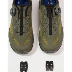 Shimano Buty rowerowe olive. Zielone halówki męskie Shimano, z materiału, rowerowe. W wyprzedaży za 471,20 zł.