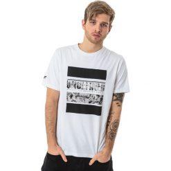 4f Koszulka męska H4L18-TSM010 biała r. XXL. Białe koszulki sportowe męskie 4f, l. Za 37,50 zł.