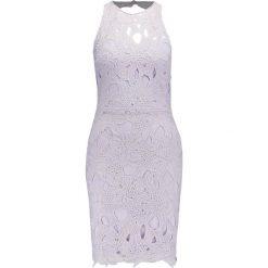 Sukienki: Missguided BACKLESS SLEEVELESS Sukienka koktajlowa lilac