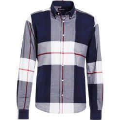 Koszule męskie na spinki: Barbour KELSO Koszula navy