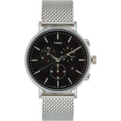 Timex THE FAIRFIELD Zegarek chronograficzny silvercoloured. Szare zegarki damskie Timex. Za 509,00 zł.