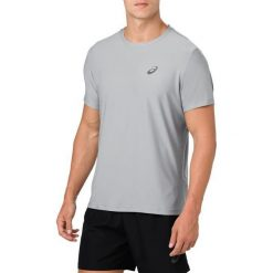 Asics Koszulka męska  SS TOP Stone Grey r. XL (134084-795). Szare koszulki sportowe męskie Asics, m. Za 73,29 zł.