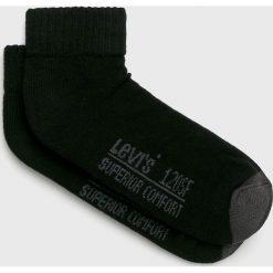 Levi's - Skarpety (2-pack). Szare skarpetki męskie Levi's®, z bawełny. Za 39,90 zł.