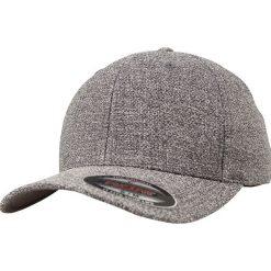 Flexfit Melange Cap Czapka Flexcap szary (Heather Grey). Brązowe czapki damskie Flexfit. Za 54,90 zł.