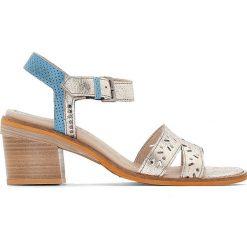 Rzymianki damskie: Sandały skórzane Grazia