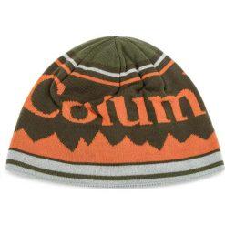 Czapka COLUMBIA - Heat Beanie 1472301 Peatmoss Columbia 213. Zielone czapki męskie Columbia, z materiału. Za 104,99 zł.