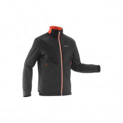 Bluza narciarska Warm XC S 550 męska. Czarne bejsbolówki męskie INOVIK, m, z elastanu. Za 199,99 zł.