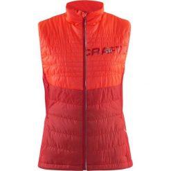 Kamizelki damskie: Craft Kamizelka damska Protect Vest czerwona r. M (1905243-452801)