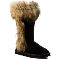 Buty LASOCKI - WS17888-7 Czarny. Czarne buty zimowe damskie Lasocki, z materiału. Za 229,99 zł.