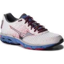 Buty sportowe damskie: Buty MIZUNO – Wave Inspire 11 J1GD154408 Biały Kolorowy