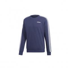 Bluzy adidas  Bluza Essentials 3-Stripes. Niebieskie bluzy męskie Adidas, l. Za 229,00 zł.
