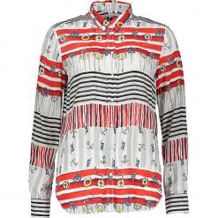 Bluzka - Comfort fit - w kolorze czerwono-beżowym. Brązowe topy sportowe damskie Seidensticker, z bawełny. W wyprzedaży za 159,95 zł.