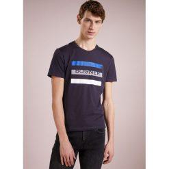 Bogner ROCK Tshirt z nadrukiem marine. Szare koszulki polo marki Bogner, m, z nadrukiem, z bawełny. Za 299,00 zł.