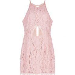 Sukienki: Missguided CUT OUT BODYCON Sukienka letnia pink
