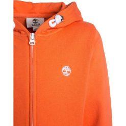Timberland CARDIGAN Bluza rozpinana orange. Czerwone bluzy chłopięce rozpinane marki Timberland, z materiału. Za 249,00 zł.