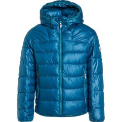Reima PETTERI Kurtka zimowa dark sea blue. Niebieskie kurtki chłopięce zimowe marki Reima, z materiału. W wyprzedaży za 335,20 zł.