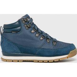 The North Face - Buty. Szare buty trekkingowe damskie marki The North Face. Za 599,90 zł.