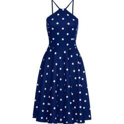 Sukienki: Sukienka letnia bonprix niebiesko-biały