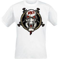 T-shirty męskie: Slayer Pentademon T-Shirt biały