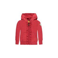 Bluzy niemowlęce: Steiff Girls Bluza poisettia red