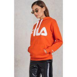 Bluzy męskie: FILA Bluza z kapturem Classic Logo - Orange