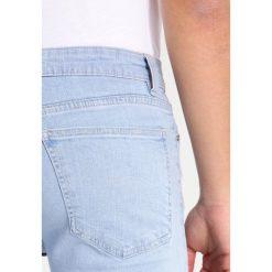 New Look ROCKY Jeans Skinny Fit light blue. Czarne jeansy męskie marki New Look, z materiału, na obcasie. Za 129,00 zł.