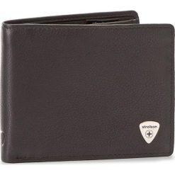 Duży Portfel Męski STRELLSON - Harrison 4010001047 Dark Brown 702. Brązowe portfele męskie Strellson, ze skóry. W wyprzedaży za 149,00 zł.
