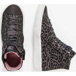 Trampki chłopięce: Shoesme VUCLAN Tenisówki i Trampki wysokie black/silver