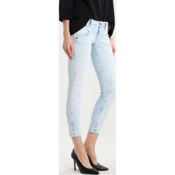 Freeman T. Porter ALEXA CROPPED Jeans Skinny Fit freshy. Niebieskie jeansy damskie marki Freeman T. Porter. W wyprzedaży za 377,10 zł.