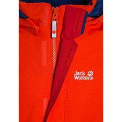 Jack Wolfskin POLAR WOLF 3IN1 Kurtka hardshell ruby red. Czerwone kurtki dziewczęce sportowe marki Reserved, z kapturem. W wyprzedaży za 402,35 zł.